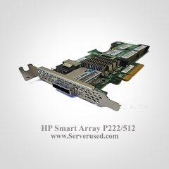 HP Smart Array P222/512 قیمت