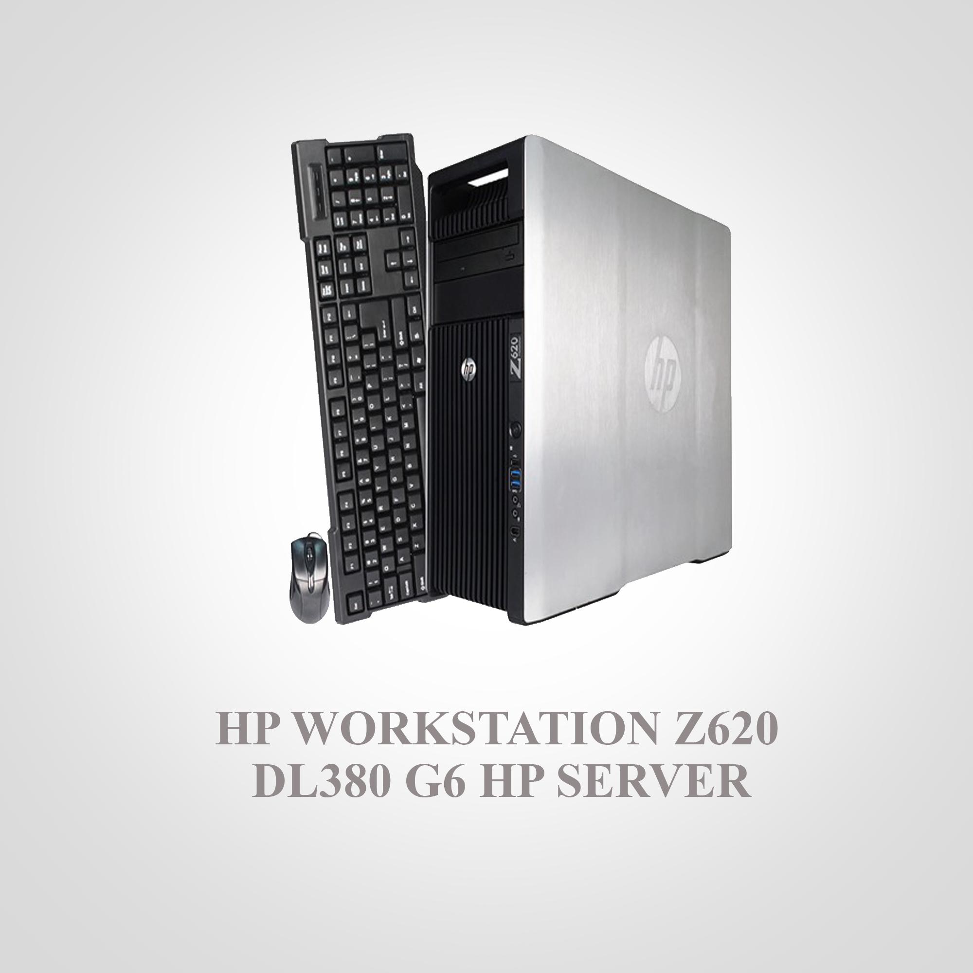 قیمت کیس رندرینگ HP Workstation Z620