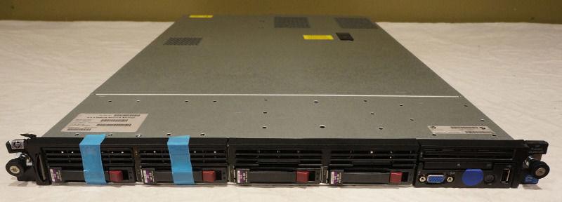 نقد و بررسی مختصر سرور استوک رکمونت HP Proliant DL360 Gen7