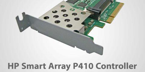 کارت کنترلر HP Smart Array P410 Controller