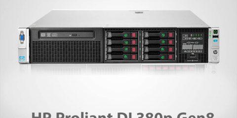 سرور کارکرده و استوک HP DL380p Gen8 E5-2690