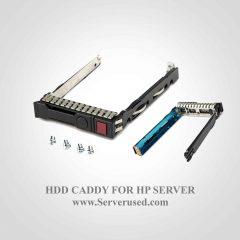 قاب دور هارد سرور HP برای هارد اس اس دی SSD