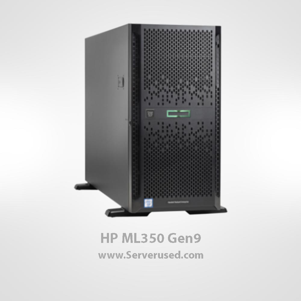 سرور HP استوک ProLiant ML350-Gen9 مدل 8SSF