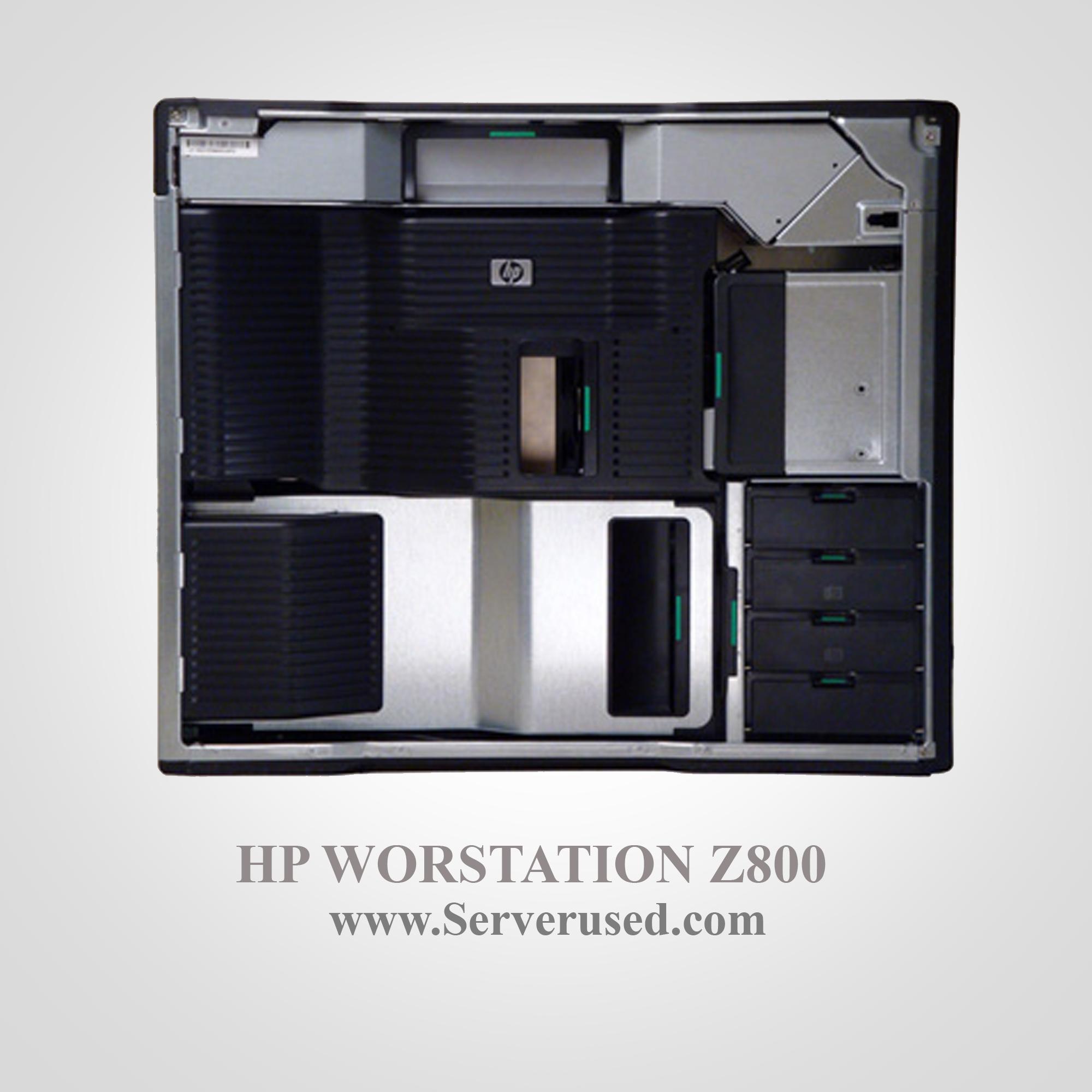 قیمت کیس رندرینگ HP Workstation Z800