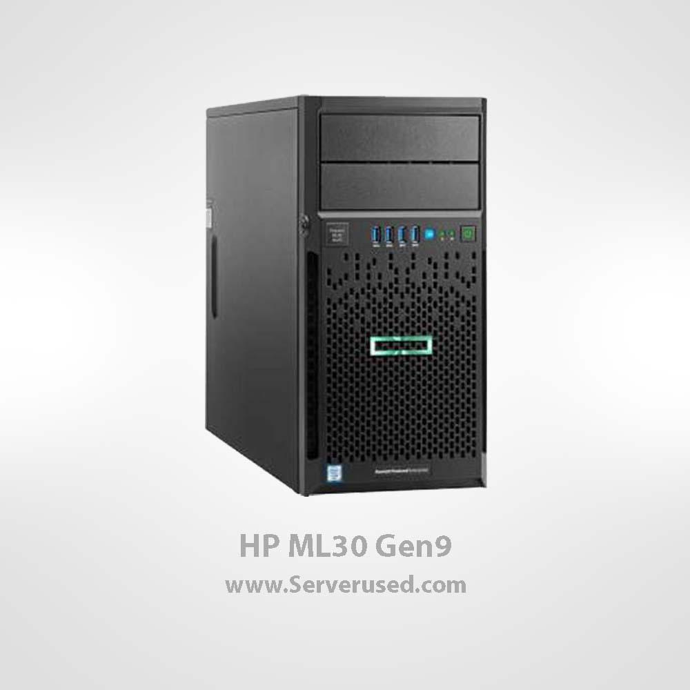 سرور ایستاده HPE ProLiant ML30 Gen9
